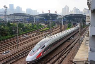 Железнодорожная станция Шанхая