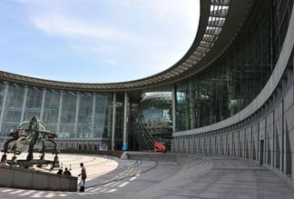 Музей новейших технологий Шанхая