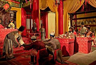 Музей восковых фигур в Пекине