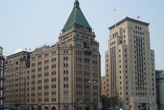 Отель Fairmont Peace Hotel в Шанхае