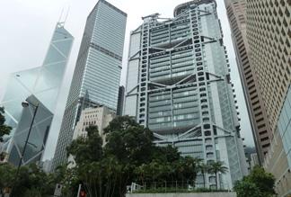 Здание HSBC в Шанхае