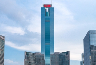Башня Citic в Гуанчжоу