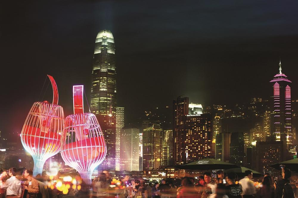 Месяц вина и гастрономии в Гонконге