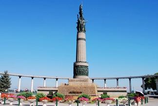 Парк имени Сталина в Харбине