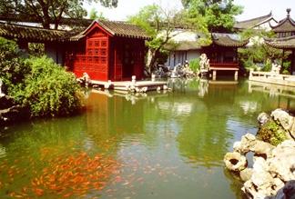 Сад Туйсы в Сучжоу