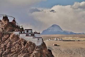 Птичий монастырь Чиу Гомпа
