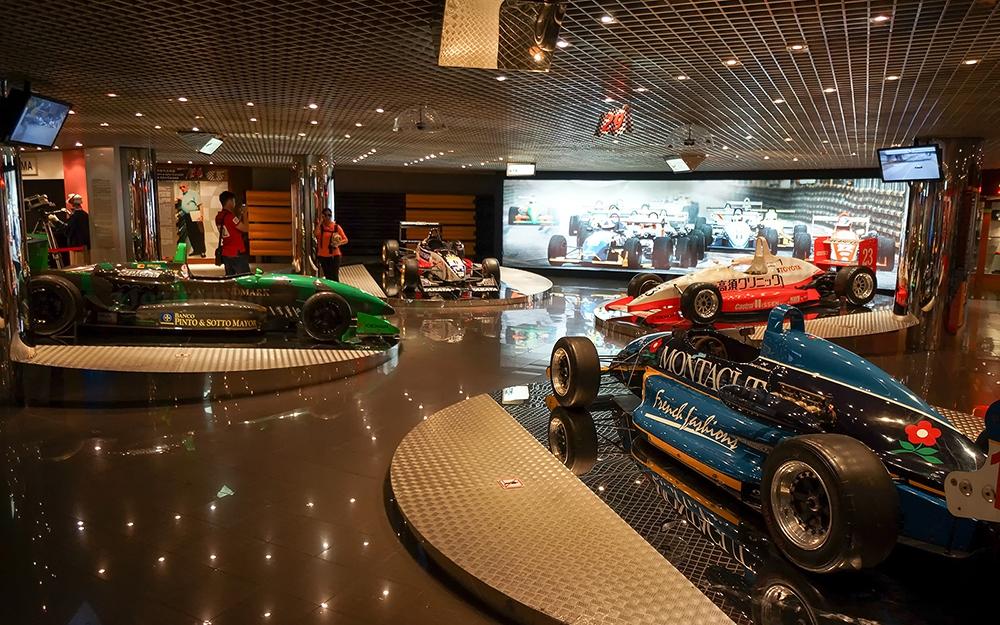 Музей Гран-при в Макао
