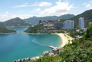 Пляж Рипалс-Бей в Гонконге