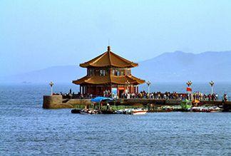 Мост Чжаньцяо в Циндао