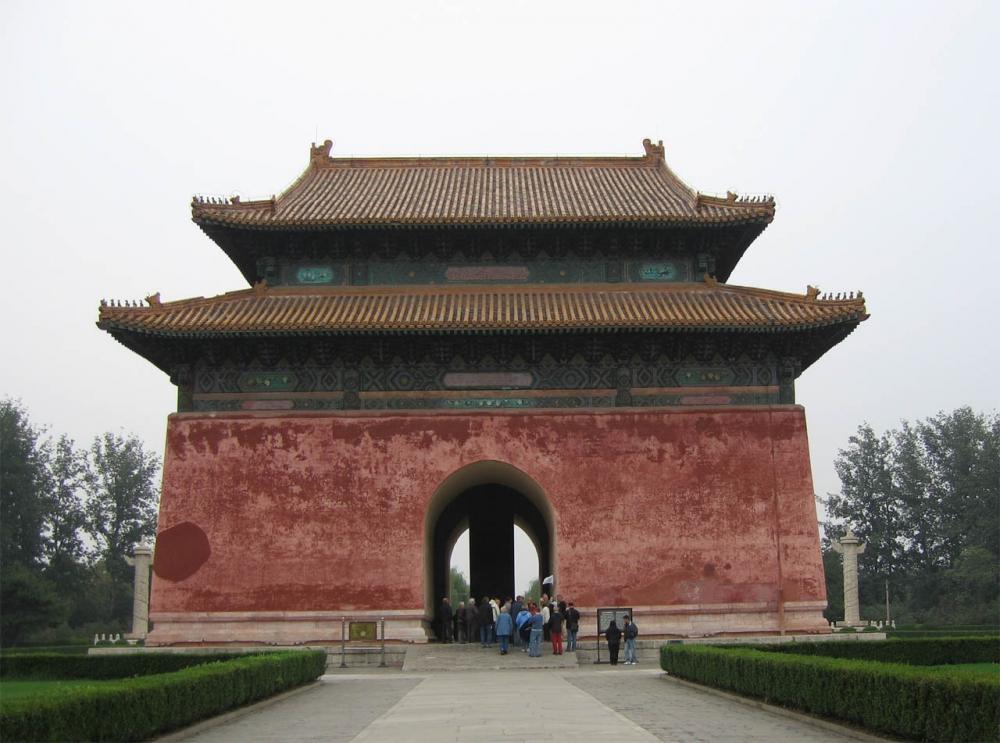 Гробницы императоров династии Мин в Пекине