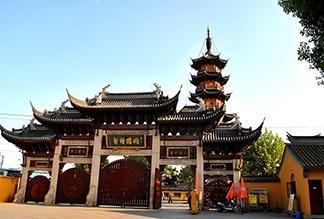 Буддистский храм Лунхуасы в Шанхае