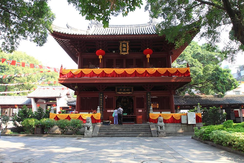 Храм Гуансяо в Гуанчжоу