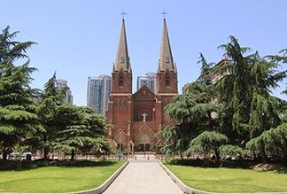 Собор Святого Игнатия Лойолы в Шанхае