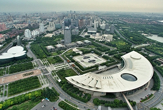 Музей науки и техники в Шанхае