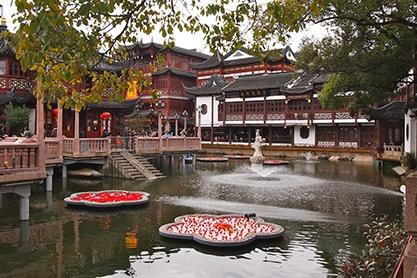 Туры в Шанхай в Марте 2022 года