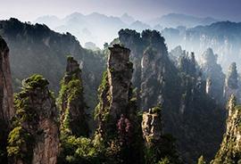 Туры в Китай к горам Аватара
