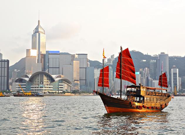 о.Хайнань (11н) - Гонконг (2н)