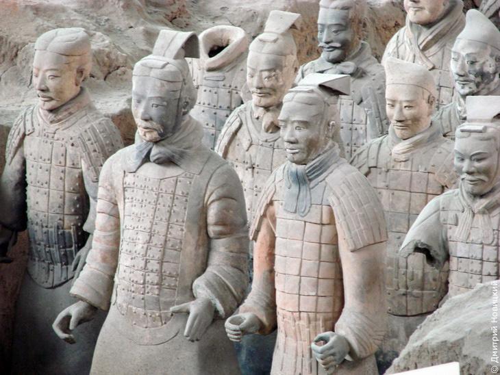 Пекин (2н) – Сиань (1н) – о.Хайнань (7н) – Гонконг (2н)