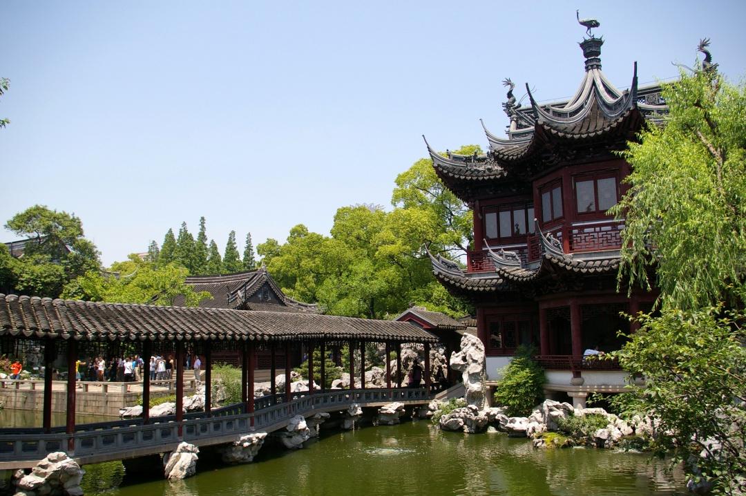 Пекин-Лоян-Сиань-Шанхай