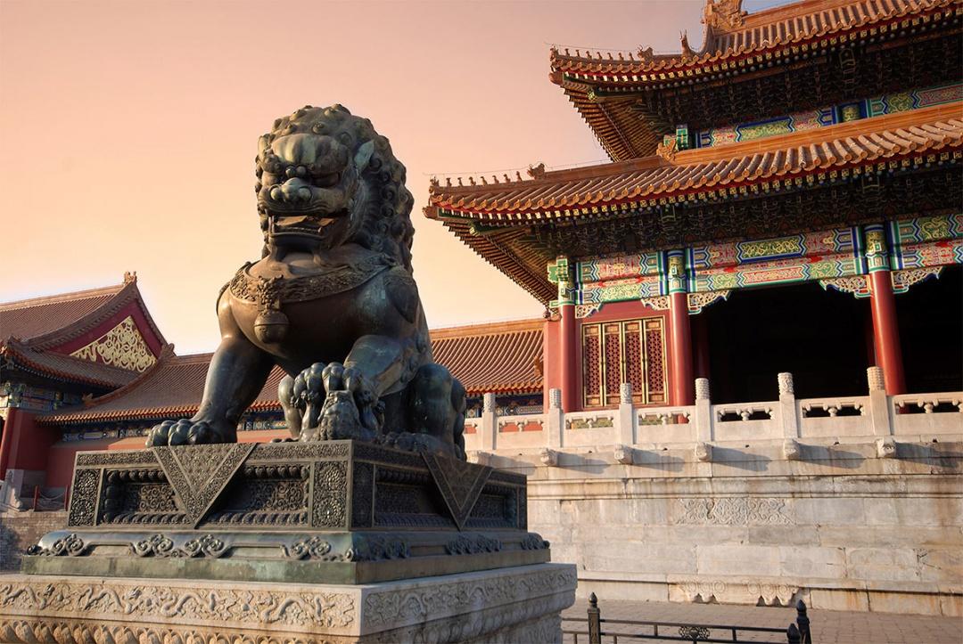Пекин–самостоятельное исследование