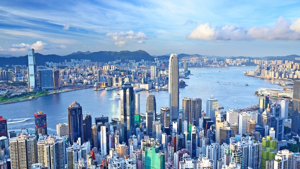 Пекин-Сиань-Шанхай-Гонконг