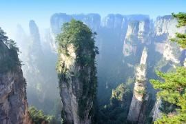 Гранд тур + горы Аватар (Чжанцзяцзе + Фэнхуан)