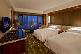 Отель BEIJING INTERNATIONAL 5* в Пекине