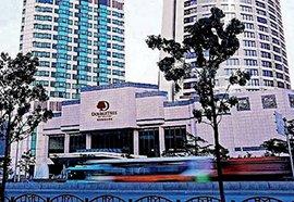 Отель DOUBLE TREE BY HILTON 5* в Шанхае