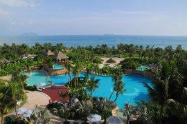 Отель GRAND SOLUXE HOTEL & RESORT SANYA 5*