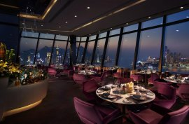 Отель HARBOUR GRAND HONG KONG 5* в Гонконге