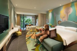 Отель HILTON RESORT & SPA 5* на о.Хайнань