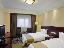 Отель HOLIDAY INN DOWNTOWN 4* в Шанхае