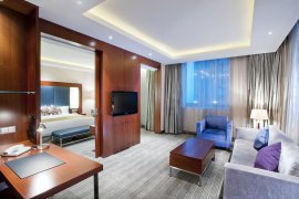 Отель HOLIDAY INN PUDONG 4* в Шанхае