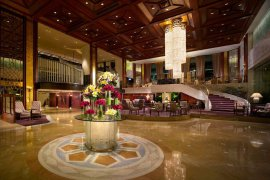 Отель INTERCONTINENTAL GRAND STANFORD 5* в Гонконге