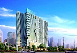 Отель LEEDEN 4* в Гуанчжоу