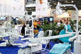 Медицинская выставка в Китае