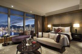 Отель RITZ CARLTON 5* в Гонконге