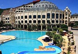 Отель UNIVERSAL RESORT 4* на о.Хайнань