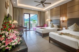 Отель YALONG BAY VILLAS & SPA 5* на о.Хайнань