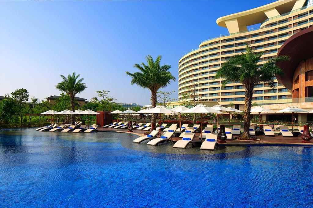 Отель INTERCONTINENTAL RESORT HAYTAN BAY 5* на о.Хайнань