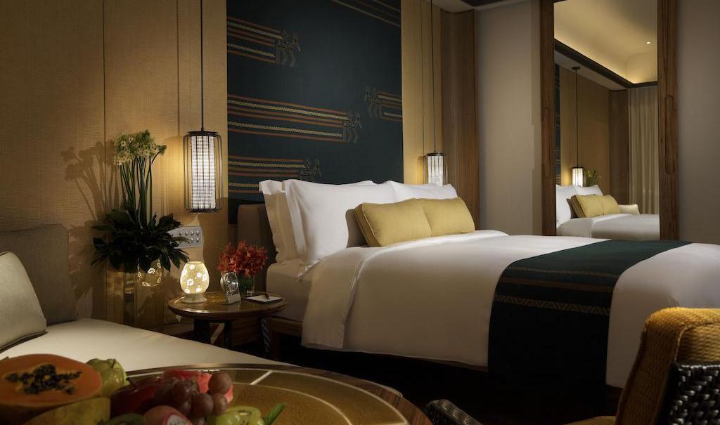 Отель INTERCONTINENTAL RESORT SANYA BAY 5* на о.Хайнань