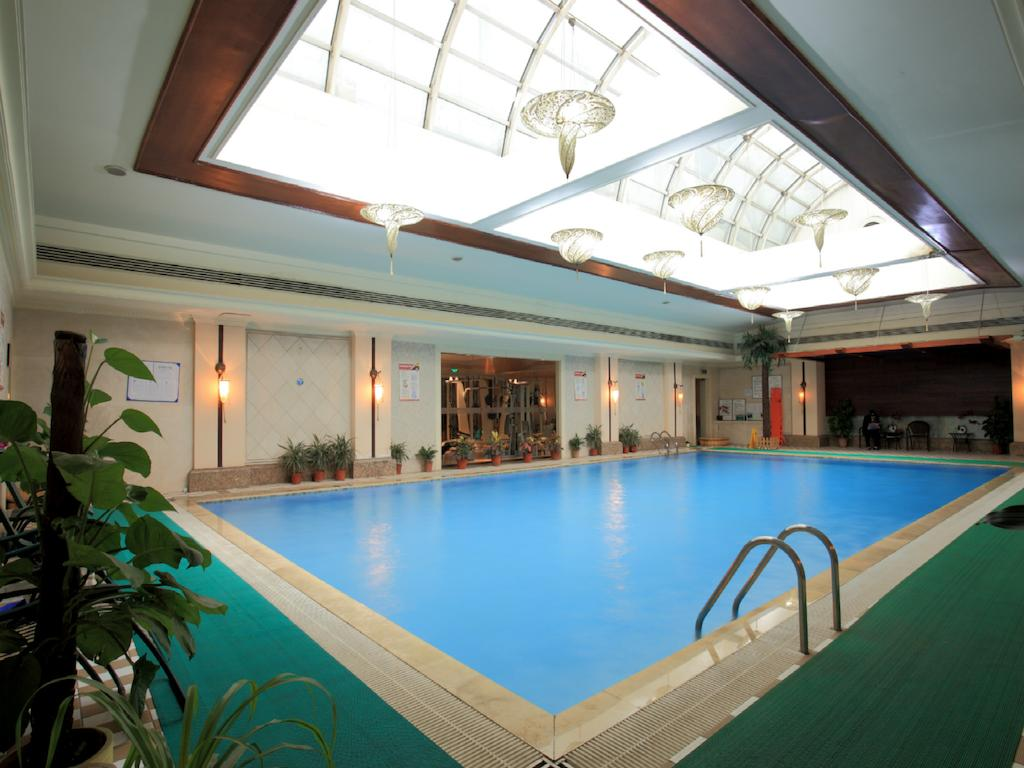 Отель KING WING HOTSPRING 5* в Пекине