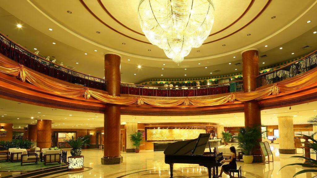 Отель PEARL RIVER GARDEN 4* на о.Хайнань