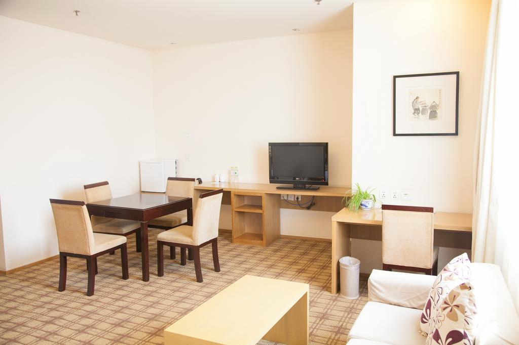 Отель TRAVELER INN HUAQIAO 3* в Пекине