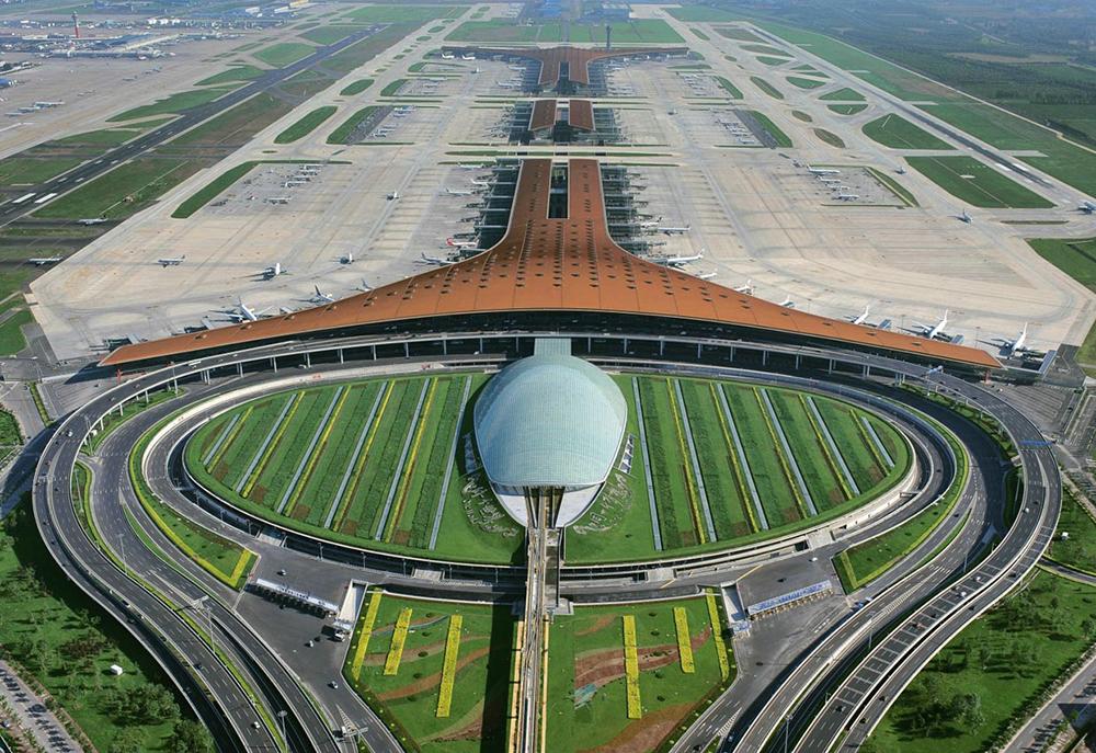Аэропорт пекина картинки