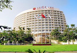 Отель GRAND SOLUXE HOTEL & RESORT SANYA 5*