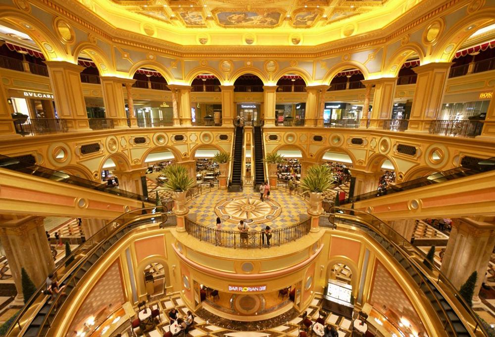 самое большое казино в макао